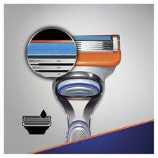 image 2 of Gillette Fusion Razor Plus 10 Blades
