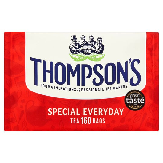 Thompson's Special Everyday 160 Tea Bags 500G