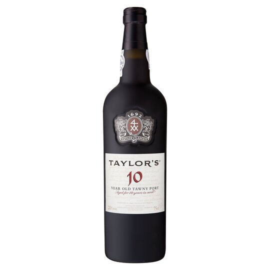 image 1 of Taylor's 10 Year Old Tawny Port 75Cl