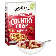 image 2 of Jordans Country Crisp Raspberry 500G