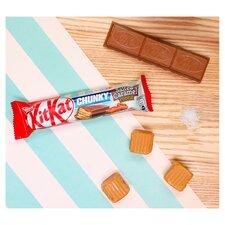 image 2 of Kit Kat Chunky Salted Caramel 42G
