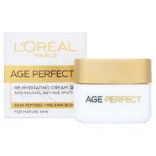 image 2 of L'oreal Paris Age Perfect Rehydrating Day Cream 50Ml