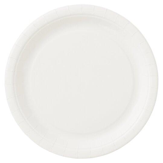 Tesco Extra Strength Plates 25Pk