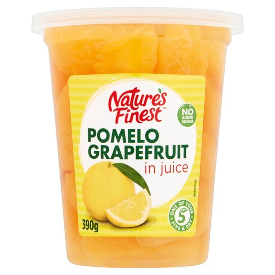 Nature's Finest Grapefruit In Juice 390G