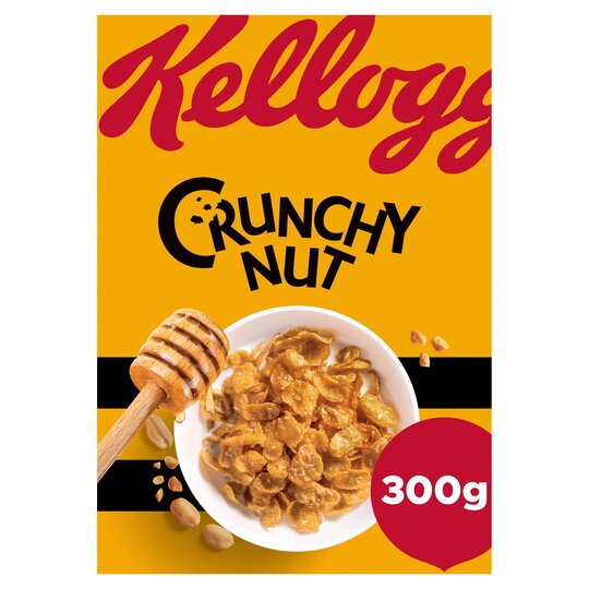 Kellogg's Crunchy Nut 300G