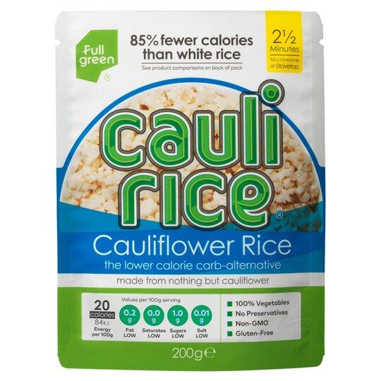 Cauliflower Rice Original 200G