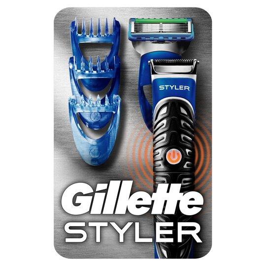image 1 of Gillette Fusion Proglide Styler 3In1