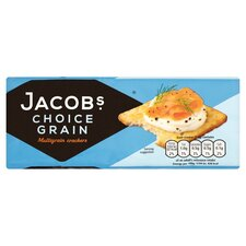 image 1 of Jacobs Choice Grain Crackers 200G