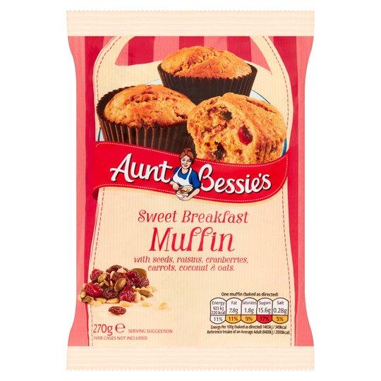 Aunt Bessie's Sweet Breakfast Muffin Mix 270G