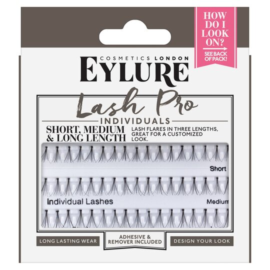 37468431be3 Eylure Individual Lashes Combo - Tesco Groceries