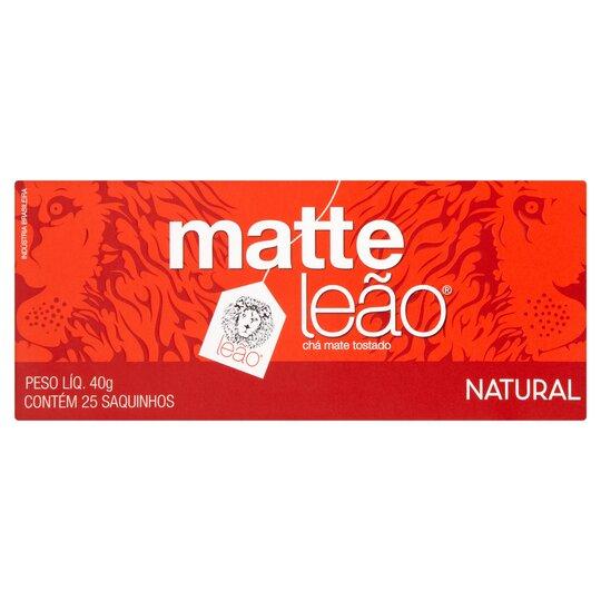 Leao Matte Natural Tea 40G - Tesco Groceries