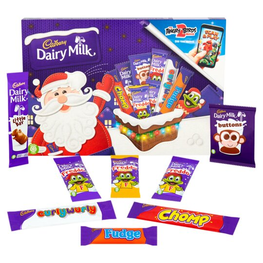 Cadbury Dairy Milk Freddo Selection Box 138G