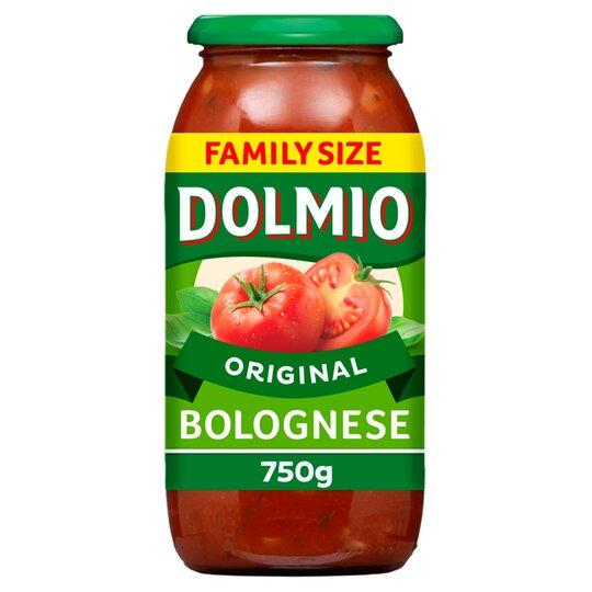 Dolmio Original Bolognese Pasta Sauce 750G