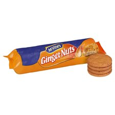 image 2 of Mcvities Ginger Nuts 250G