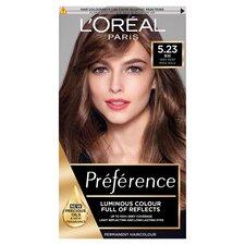 image 1 of Loreal Infinia Preference Chocolate Rose Gold Hairdye