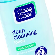 image 2 of Johnson & Johnson Clean & Clear Cleansing Lotion Sensitive 200ml