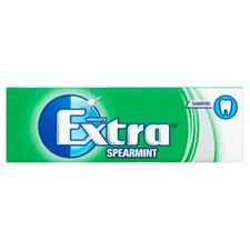 image 1 of Extra Spearmint Gum 10 Pieces
