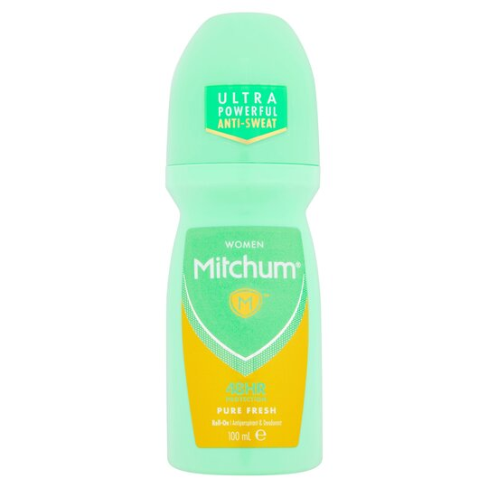 Mitchum Pure Fresh Roll On 100Ml
