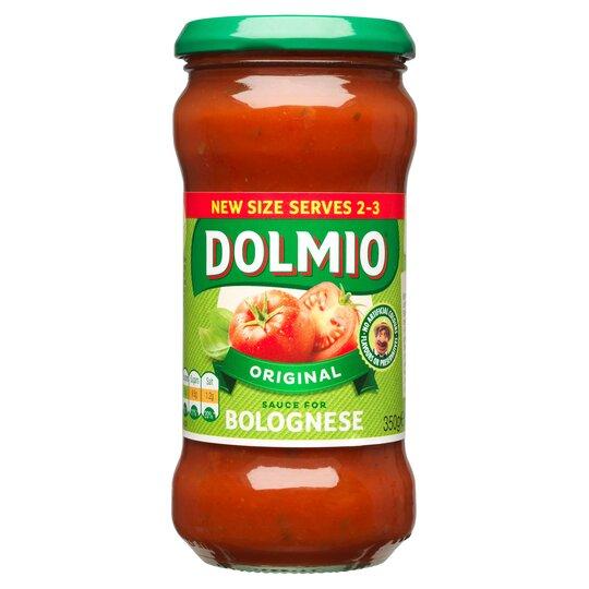 Dolmio Bolognese Original Pasta Sauce 350G
