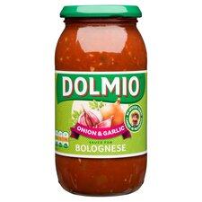 image 1 of Dolmio Bolognese Onion & Garlic Pasta Sauce 500G