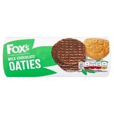 image 1 of Fox's Milk Chocolate Oaties 300G