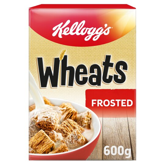 Kellogg's Frosted Wheats 600G