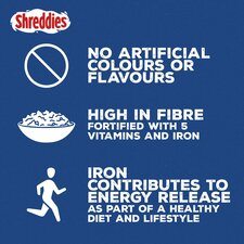 image 2 of Nestle Frosted Shreddies Cereal 500G
