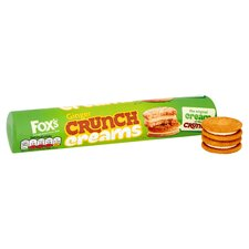 image 2 of Fox's Ginger Crunch Creams 230G