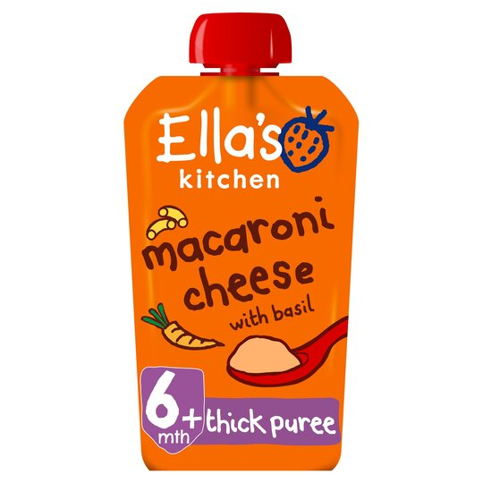 Ella's Kitchen Stage 1.5 Mac & Cheese 120G