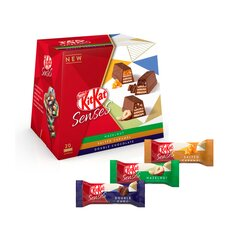 image 2 of Kit Kat Senses Assorted Box 20 Bite Size Pieces 200G