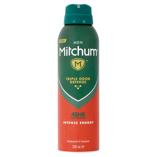 Mitchum Intense Energy Antiperspirant Deodorant 200Ml