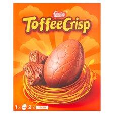 image 2 of Nestle Toffee Crisp Large Egg 256G
