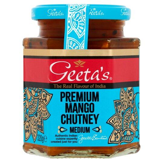 Geeta's Mango Chutney 320G