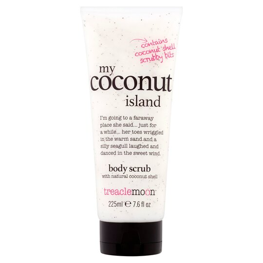 Treaclemoon My Coconut Island Body Scrub 225Ml