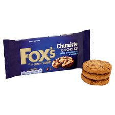 image 2 of Fox's Milk Chocolate Chunkie 180G
