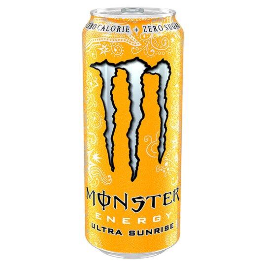 image 1 of Monster Energy Ultra Sunrise 500Ml