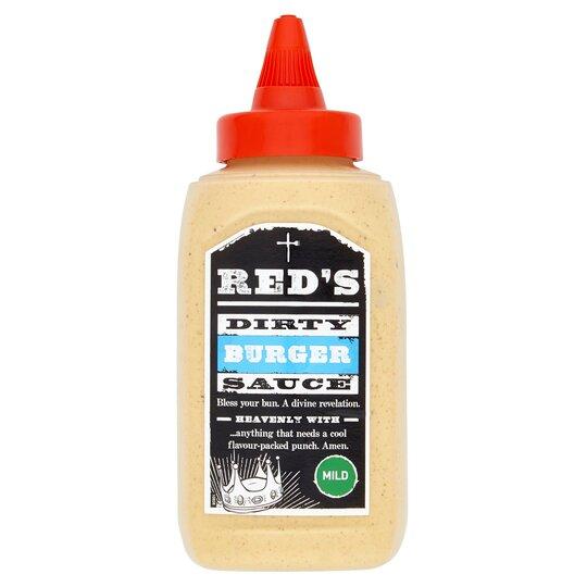 Red's True Bbq Dirty Burger Sauce 290G