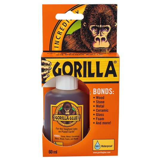Gorilla Glue Review >> Gorilla Glue Original 60ml