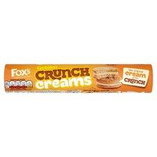 image 1 of Fox's Golden Crunch Creams 230G