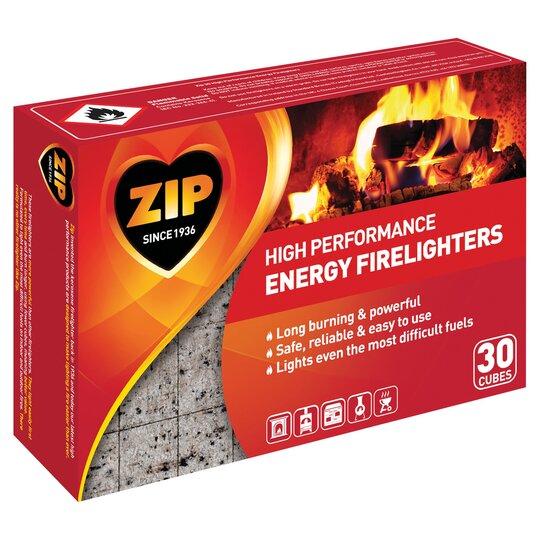 Zip Original Firelighters 30'S