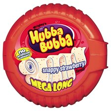 Wrigleys Hubba Bubba Triple Tape