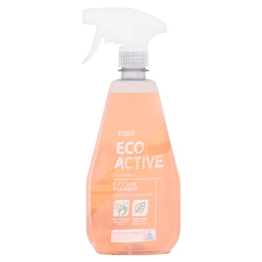 6c790c21dd6a Tesco Eco Active Kitchen Cleaner 750Ml - Tesco Groceries