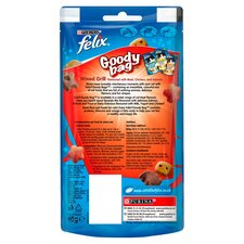 image 2 of Felix Goody Bag Mixed Grill 60G