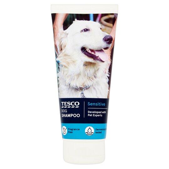 Tesco Pet Sensitive Shampoo 200Ml