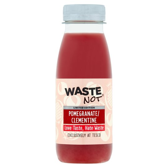 Waste Not Clementine & Pomegranate Juice 250Ml