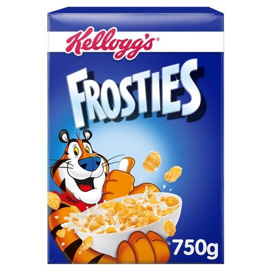 Kellogg's Frosties Cereal 750G