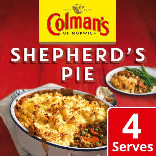 Colman's Shepherd's Pie Recipe Mix 50G