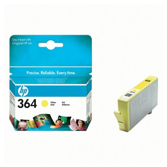 Hp 364 Yellow Printer Ink Cartridge