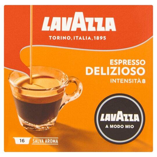 Lavazza Espresso Delizioso 16 Servings