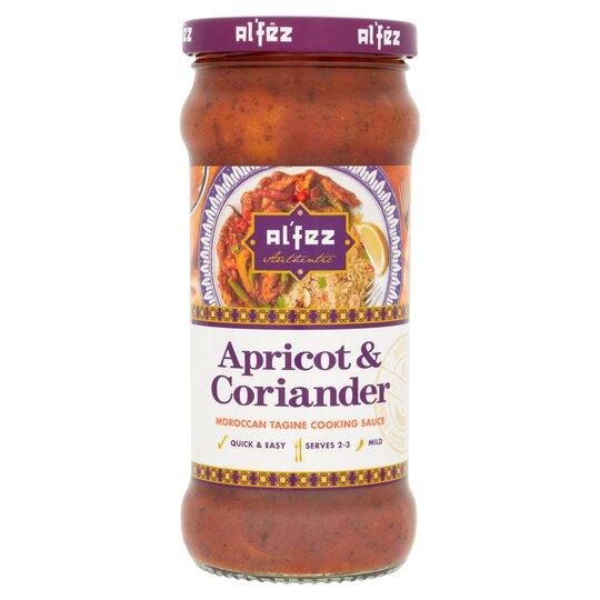 Al'fez Apricot & Coriander Tagine Pour Sauce 350G